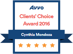 Avvo Clients' Choice Award 2016